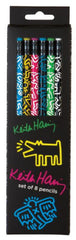 Keith Haring Set of Pencils