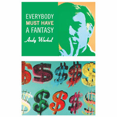 Warhol's Postcard Book