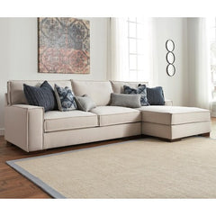 Quartz Sectional LAF and Chaise