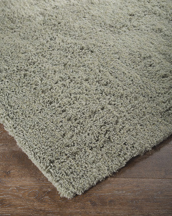 Nouveau Baltimore Gray Alonso Shag Rug home decor & interior design