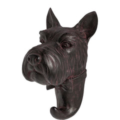 Shelby, The Scottish Terrier Wall Hook