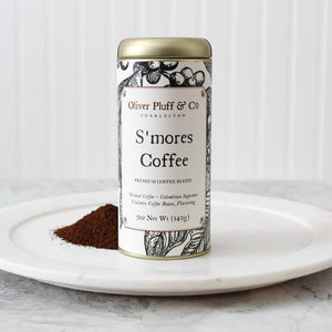 S'mores Ground Coffee - Signature Coffee Tin