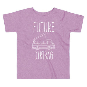 Future Dirtbag Infant Tee (ECO Triblend)