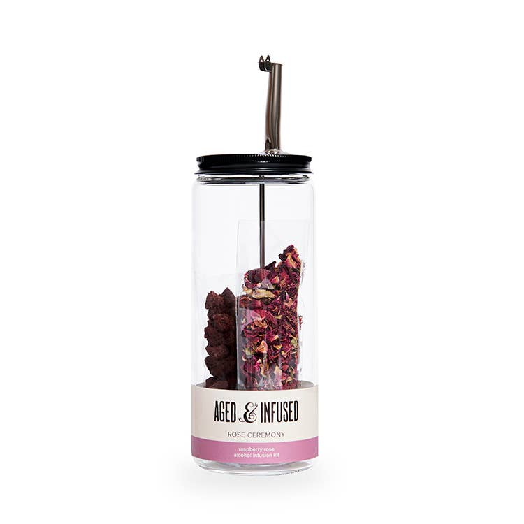 Rose Ceremony Alcohol Infusion Kit