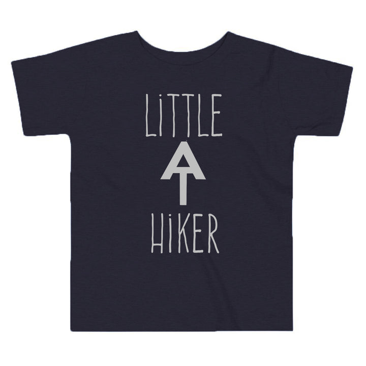 Little AT Hiker Toddler Tee (100% Organic Cotton)