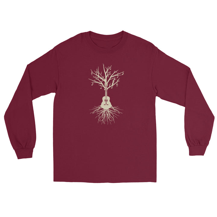 Guitar Tree Long Sleeve Tee