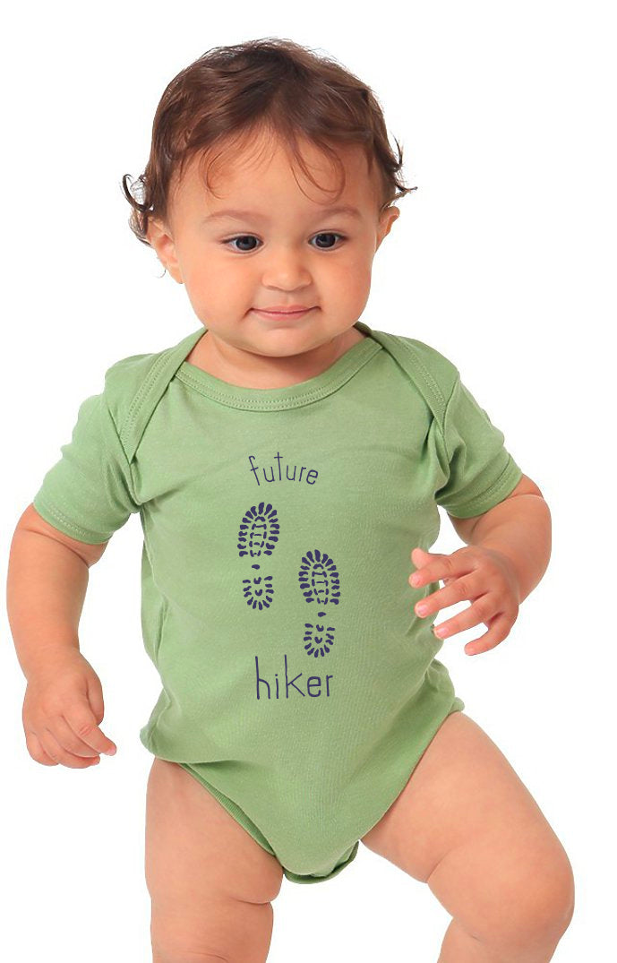 Future Hiker Infant One Piece (100% Organic Cotton)