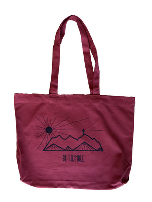 Be Humble Tote Bag