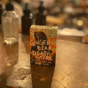 Ginger Bear Death Stare Card Game