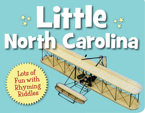 Little North Carolina toddler board book