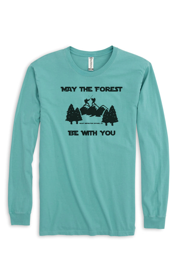 May The Forest - Seafoam Long Sleeve