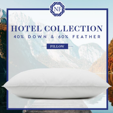 Hotel Collection 40/60 Northern Feather Pillow