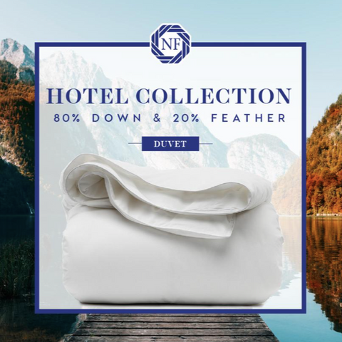 Hotel Collection 80/20 Northern Feather Duvet