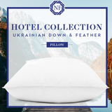 Hotel Collection Ukrainian Down & Feather Northern Feather Pillow