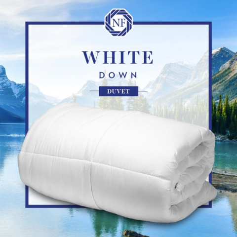 White Down Northern Feather Duvet