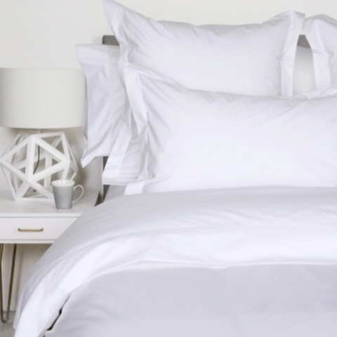 Percale Deluxe Cuddle Down Sheets