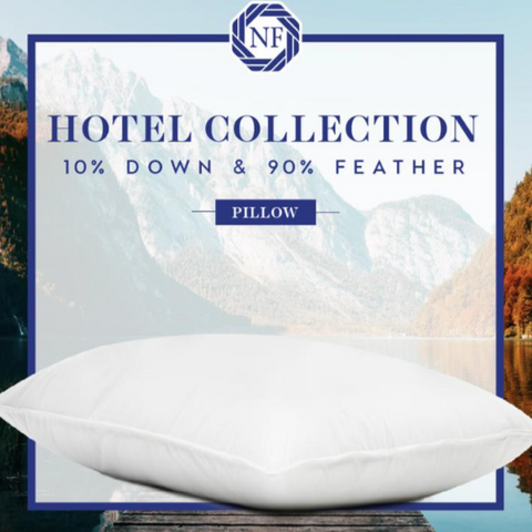 Hotel Collection 10/90 Northern Feather Pillow