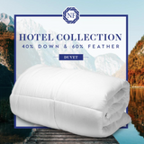 Hotel Collection 40/60 Northern Feather Duvet