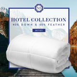 Hotel Collection 20/80 Northern Feather Duvet