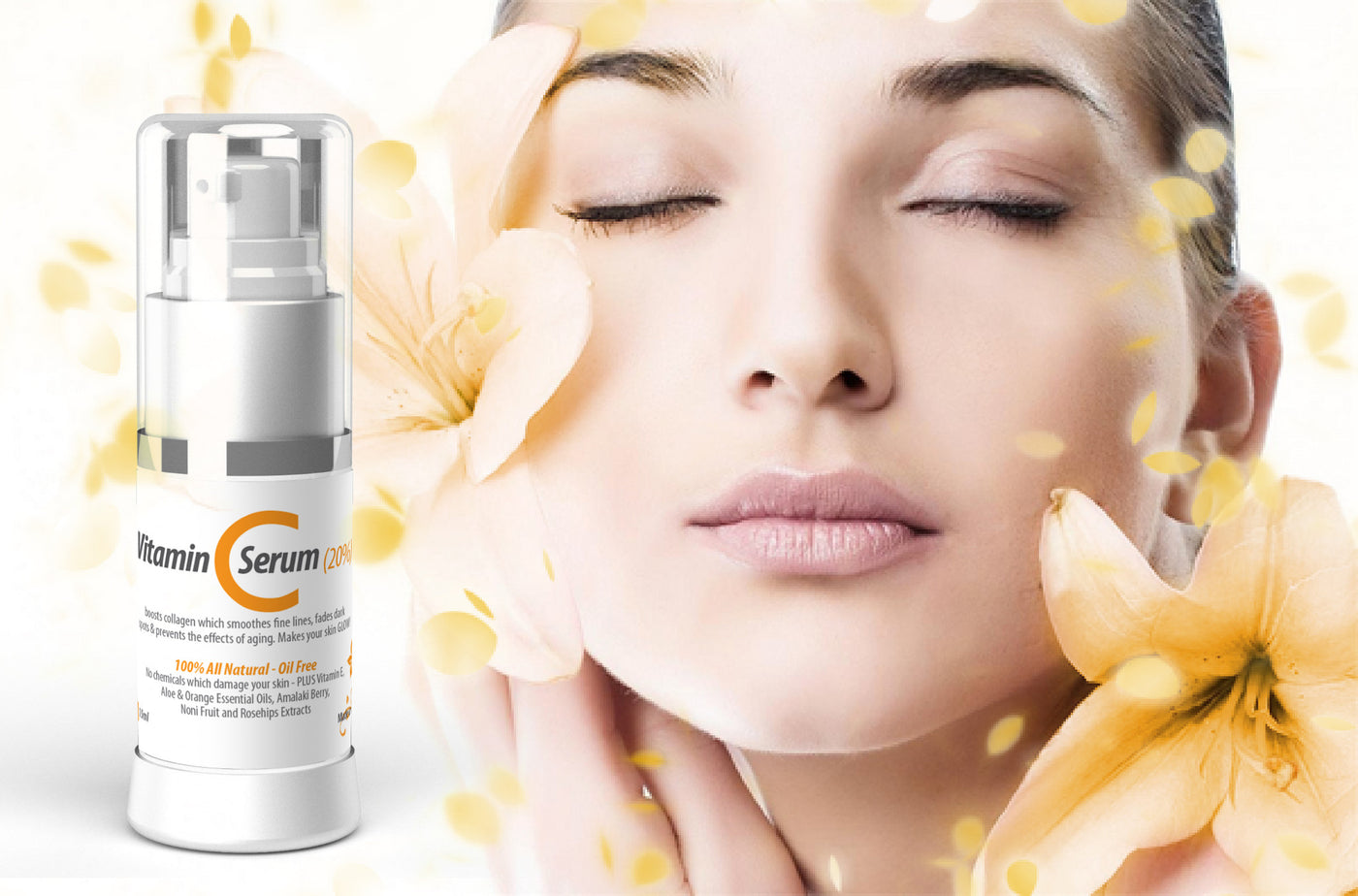 100% Natural Vitamin C Serum
