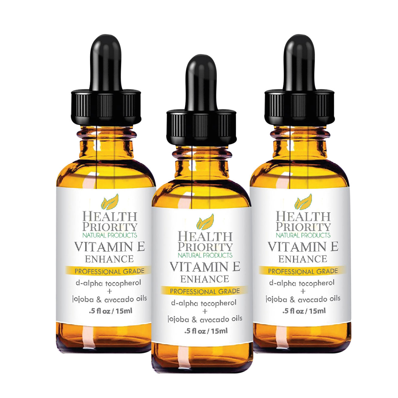 100% Natural & Organic Vitamin E Oil