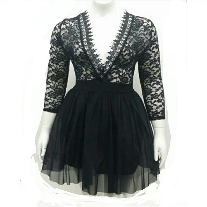 Lace Doll Dress