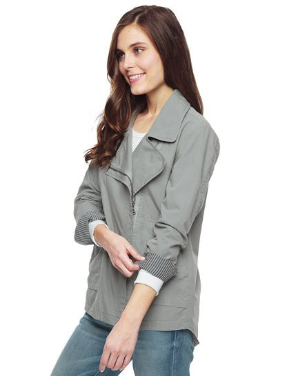 Splendid Poplin Jacket
