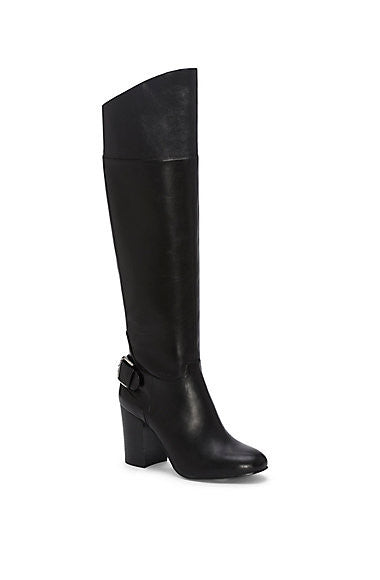 Vince Camuto Sidney High Boot Black