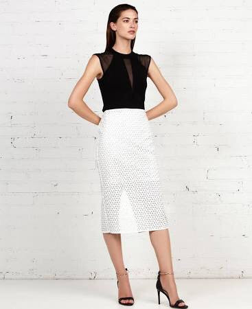 Bailey 44 Viral Expression Skirt