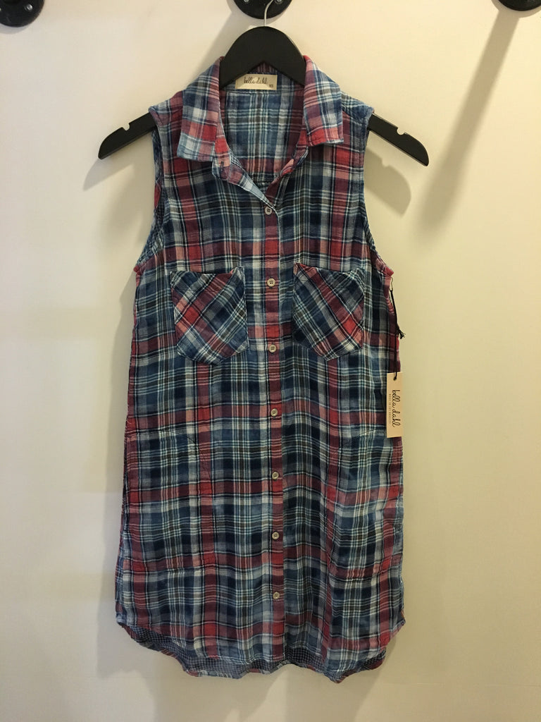 Easy Shirt Dress