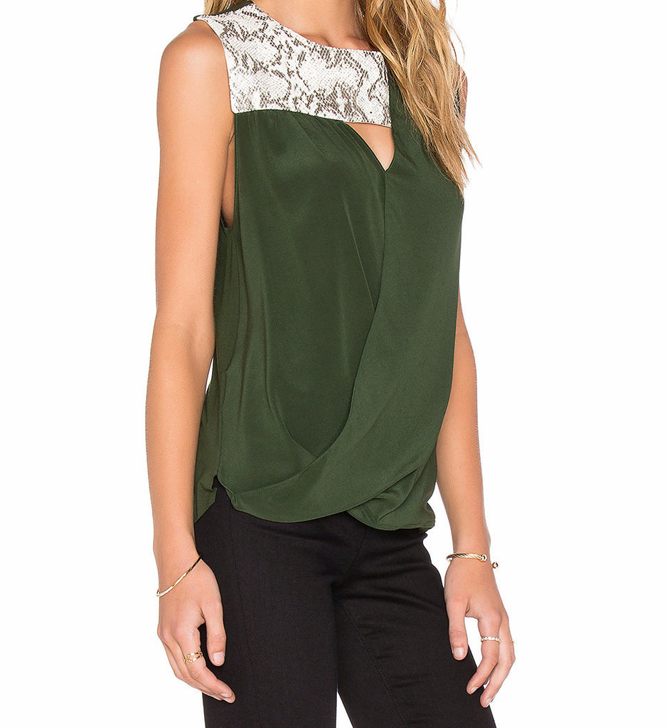 Moss Jeanette Top