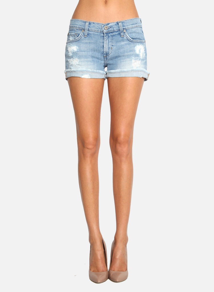 James Jeans Shorty Slouchy Fit Boy Shorts
