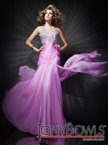 Tony Bowls Pageant Gown C11