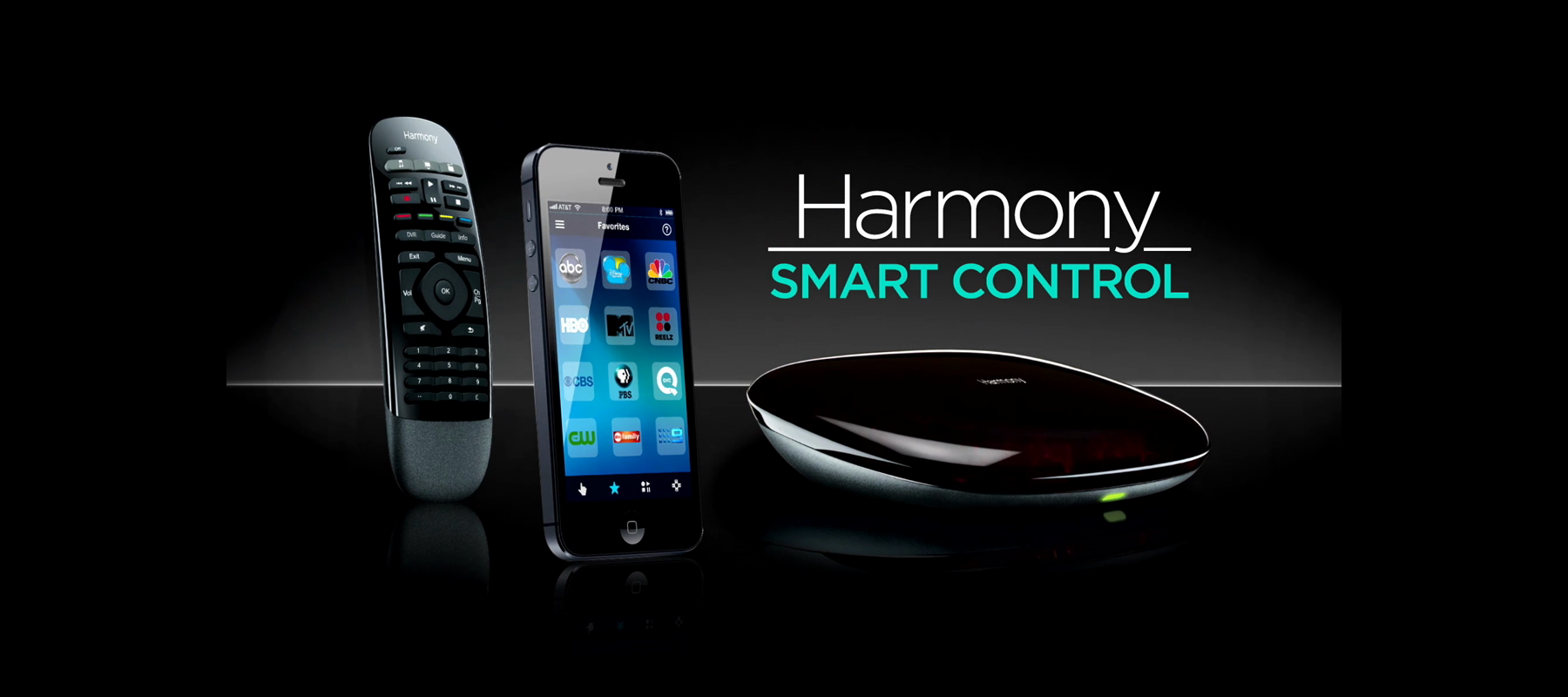 Welcome To Harmony!, The One Universal Remote To Rule Them All. We Can Help Set It Up.