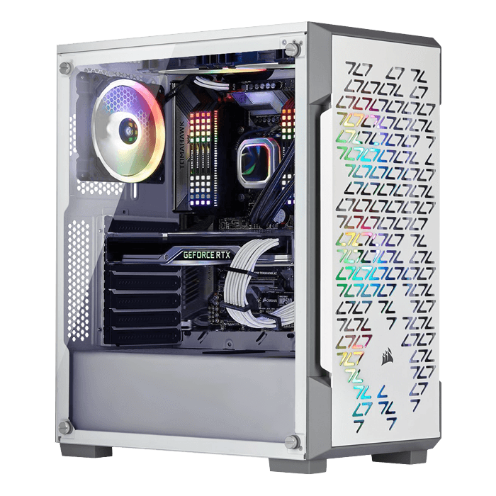 *Spring 2021 Update!* Signa Extreme RTX 3060Ti, 3070, 3080 Gaming PC Intel i9-10900F i5/i7 Rocket Lake | AMD 5600X | 5900X | 5950X
