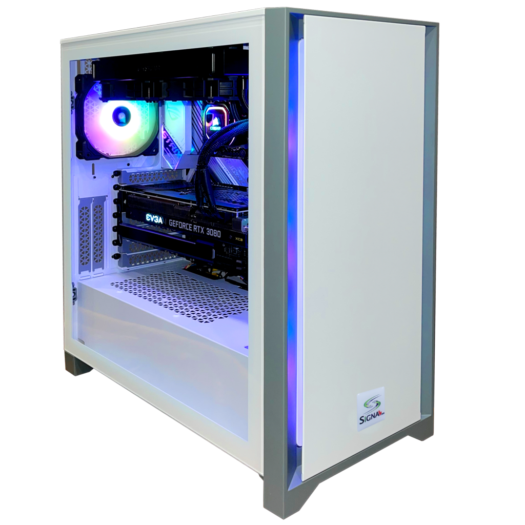*Pickup in 1~3 Days* Signa Ultimate RTX 3080 | 3090  Gaming PC Intel i9-10900K + Customization