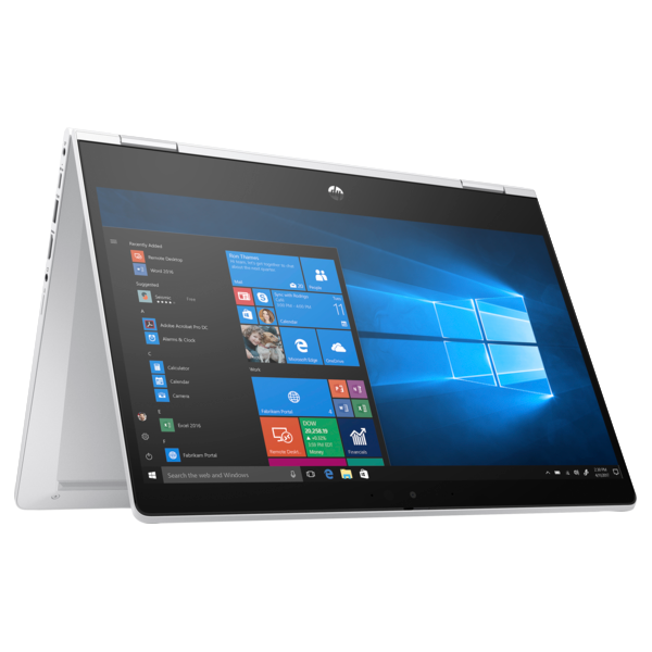 "HP ProBook x360 435 G7 13.3"" Touchscreen 2 in 1 Notebook - Full HD - 1920 x 1080 - AMD Ryzen 5 4500U Hexa-core (6 Core) 2.30 GHz - 16 GB RAM - 256 GB SSD"
