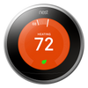 Nest 3rd Generation Learning Thermostat — We can install for you! - signa-computer-systems