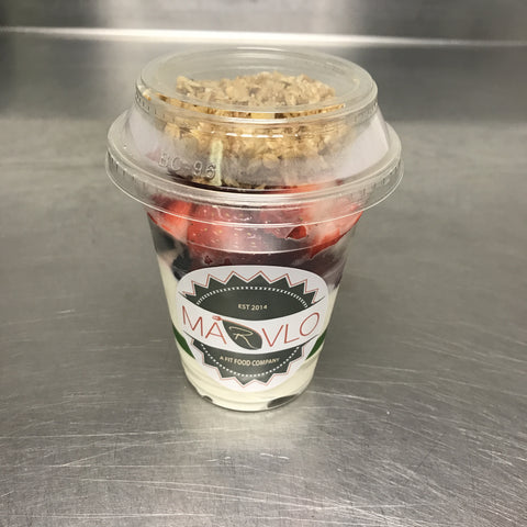 Very Berry Parfait