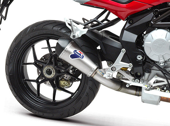 Termignoni Exhaust for MV Agusta Brutale 675 / 800 / Dragster / Rivale