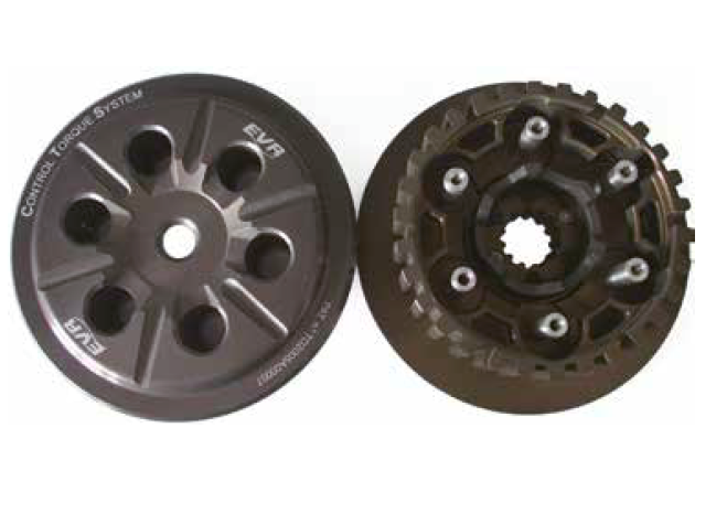 EVR CTS (Constant Torque System) Wet Slipper Clutch for MOTO2