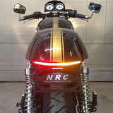 New Rage Cycle Triumph Thruxton/Bonneville/Scrambler Integrated Fender Eliminator Kit