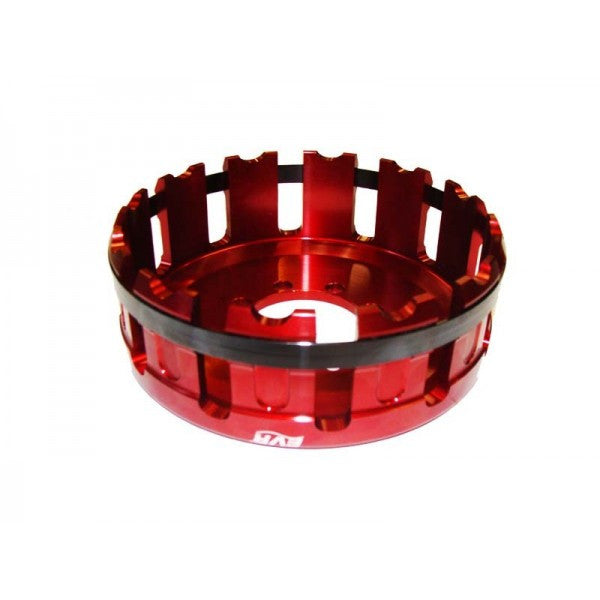 EVR 12 Tooth Ergal Dry Clutch Basket