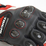 RS Taichi Velocity Leather Mesh Carbon Gloves - RST417