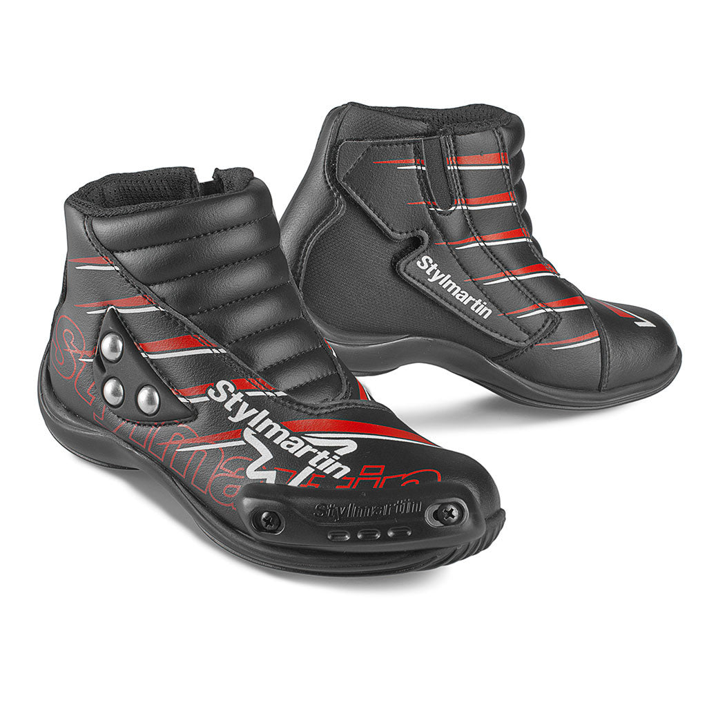 Stylmartin The SPEED JR S1 Mini Moto Boots