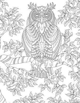 Free Coloring Pages for Adults - Print Yours Now! – Adult Colouring ...
