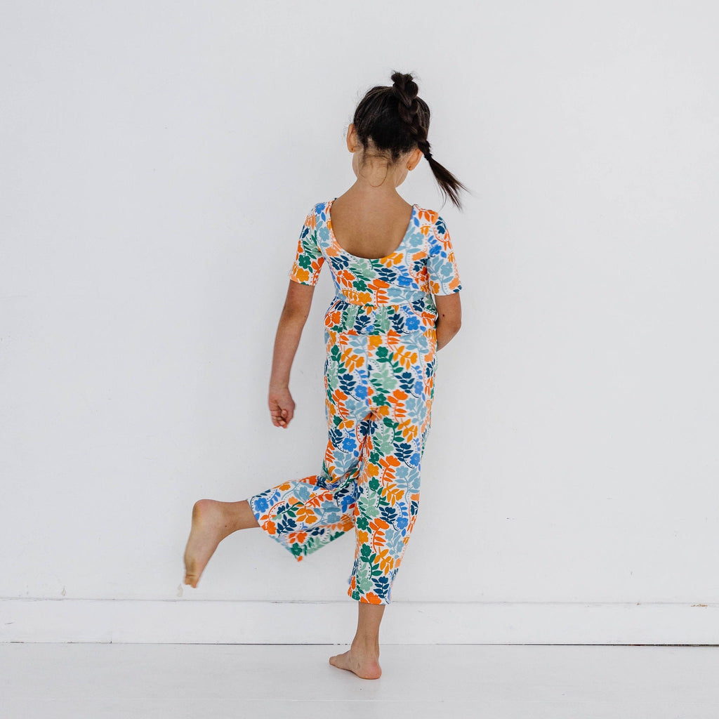 DANIE EYELET DRESS - LIGHT PINK