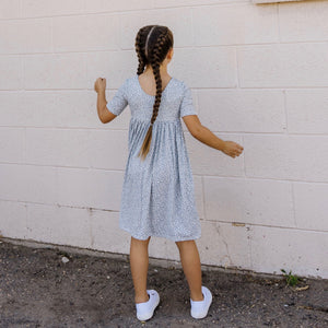 TILLIE DRESS - TART