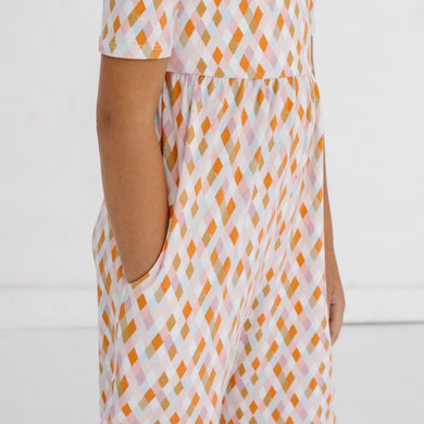 DAY DRESS - LAVENDER