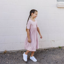 Load image into Gallery viewer, POCKET TWIRL DRESS - ROSIE